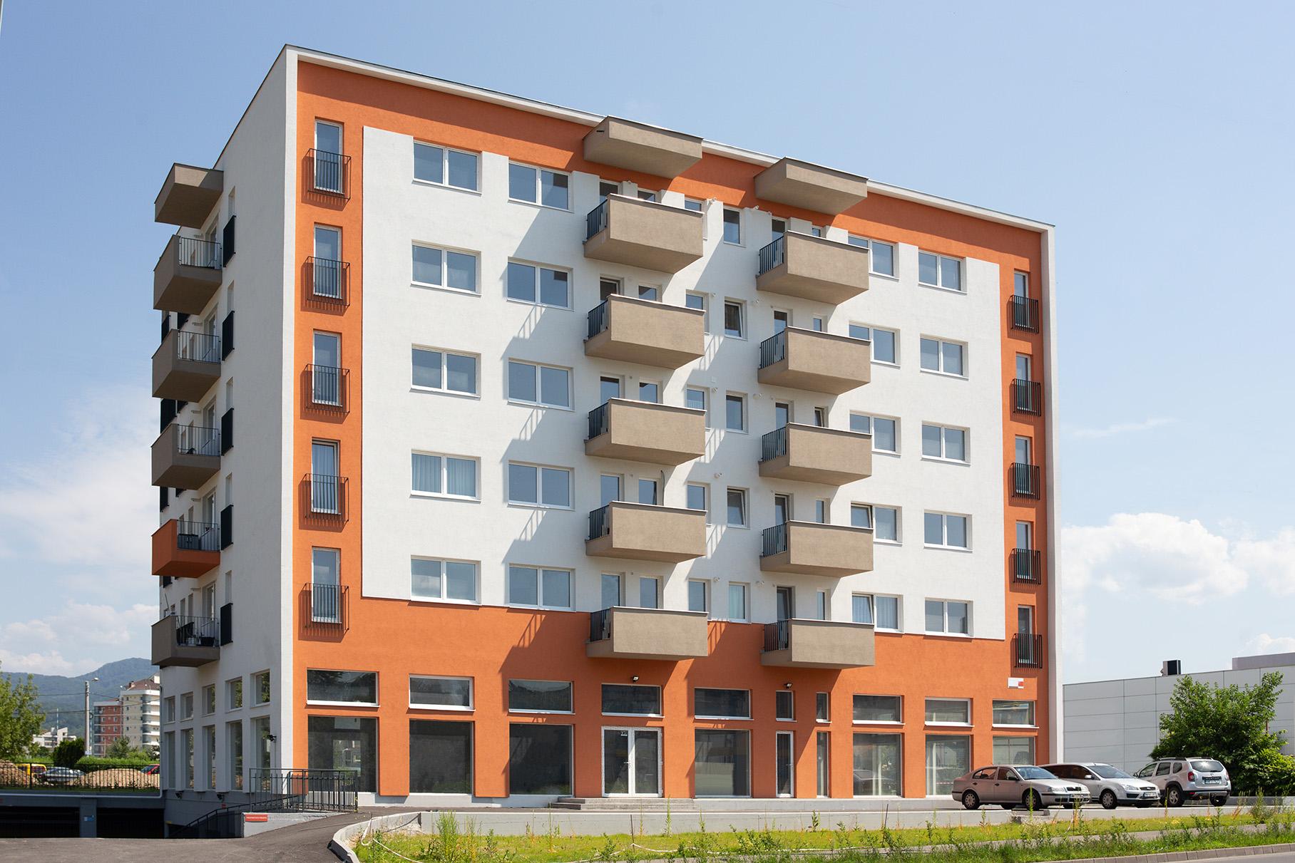 Republicii Residence - Baia Mare