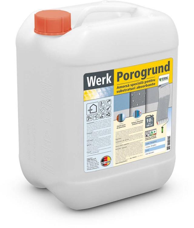 Porogrund Amorsă specială pentru substraturi absorbante