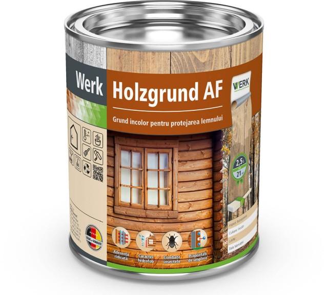 Holzgrund Grund incolor pentru protejarea lemnului
