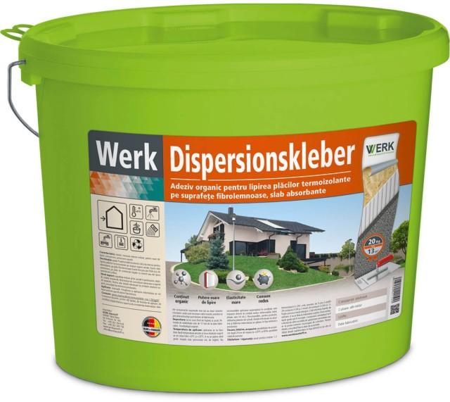 Dispersionskleber Adeziv pe bază de dispersii, 20kg