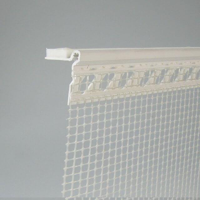 Anputzleiste sub glaf Profil etanșare între șpalet și glaf
