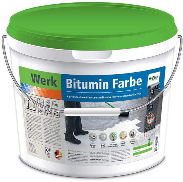 Bitumin Farbe Vopsea pe bază bituminoasă
