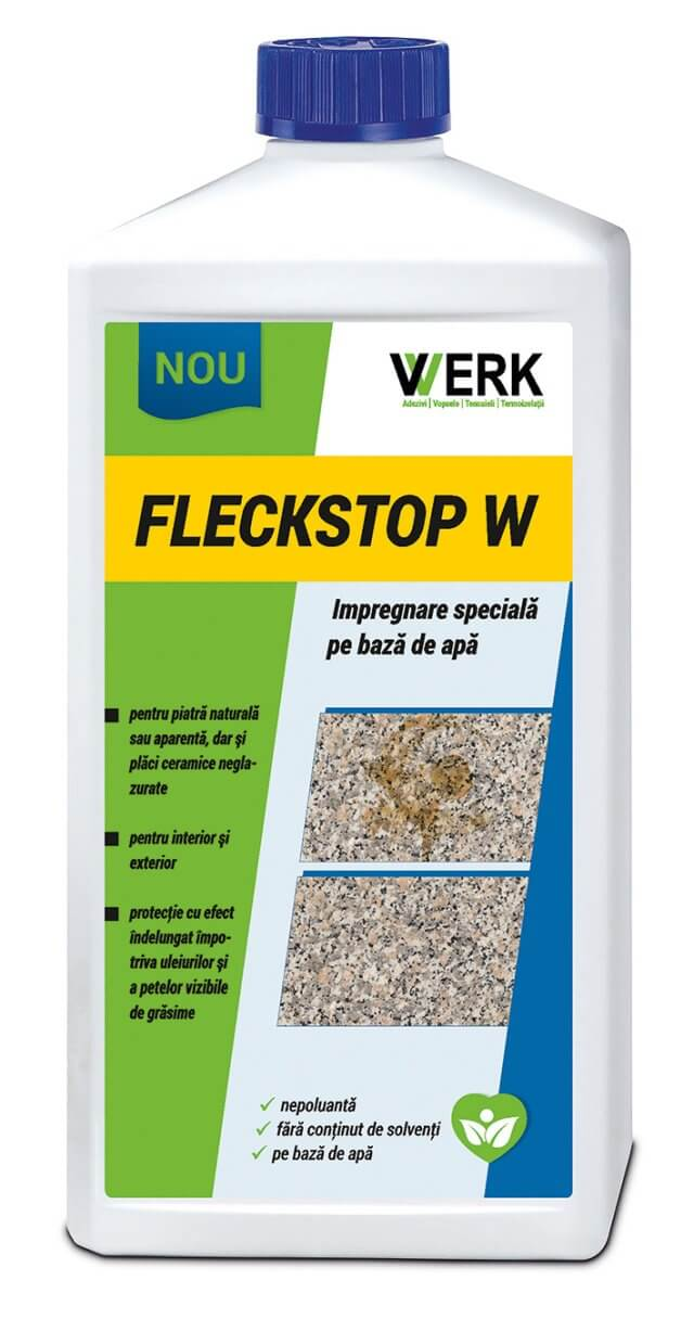 Fleckstop W 5l Impregnare și protecție pentru piatră naturală