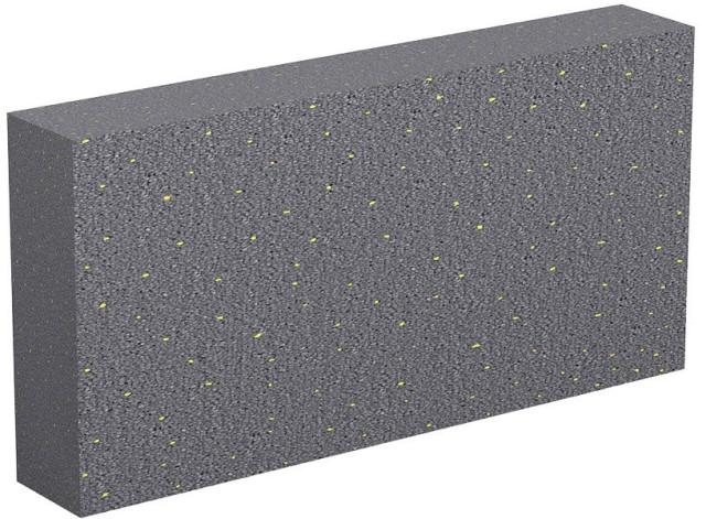 Therm Platte Top 80 Polistiren expandat grafitat Top 80, pentru fațade, 80kPa, 20cm